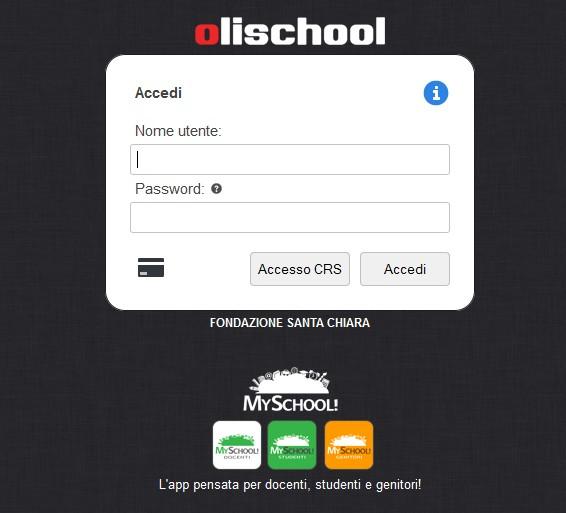 accesso olischool