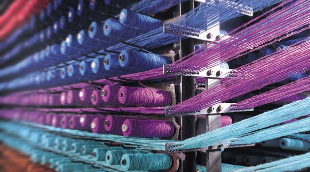 Operatore dell'abbigliamento: confezioni industriali